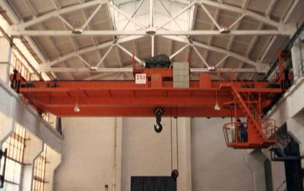 5t, 10t QD Electric Overhead Crane with Hook For Eneral Machinery Assembly Workshops